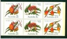 "-Australia-1982-""Various Gumtrees"" (**) See Second Scan. - Libretti"
