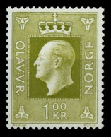 NORWEGEN Nr 588 Postfrisch X915E2A - Noruega