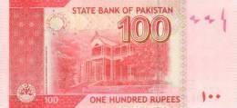 PAKISTAN P. 48b 100 R 2007 UNC - Pakistán