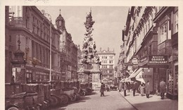 AK Wien - Graben Mit Pestsäule  - 1932 (50572) - Vienna Center