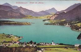 AK Salzkammergut - Strobl Am Abersee  (50574) - Austria