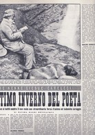 (pagine-pages)GIOSUE' CARDUCCI   Oggi1957/10. - Books, Magazines, Comics