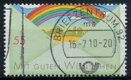 BRD 2010 Nr 2786 Gestempelt X845FEA - [7] República Federal