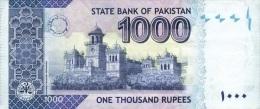 PAKISTAN P. 50j 1000 R 2015 UNC - Pakistan