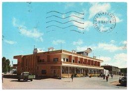 SOMALIA - ORIENTAL HOTEL HARGEISA / LAND ROVER - Somalia