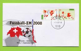 Österreich, 2007  Fussball-WM 2oo8 - 1945-.... 2. Republik
