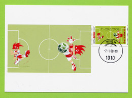 Österreich, 2008  Fussball-WM 2oo8 - 1945-.... 2. Republik