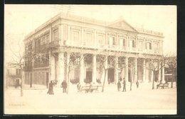 AK Montevideo, Palacio De Gobierno - Uruguay