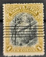 COSTA RICA 1901 - Canceled - Sc# 51 - 1c - Costa Rica
