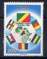 CONGO - 1080* - FESTIVAL PANAFRICAIN DE MUSIQUE - Oblitérés