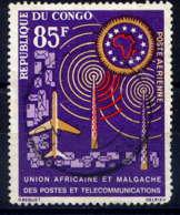 CONGO - A10° - U.A.M.P.T. - Congo - Brazzaville
