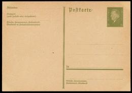 DEUTSCHES REICH Nr P199I UNGEBRAUCHT POSTKARTE X8CC55A - Alemania