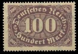 DEUTSCHES REICH 1922 INFLA Nr 247 Postfrisch X063E3A - Deutschland