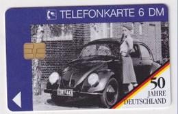 TK  25183 GERMANY - Chip O315 03.93 50Jahre Deutschland - VW 20 000 Ex. MINT! - Allemagne