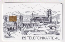 TK  25186 GERMANY - Chip K572 11.91 Ingenieurbüro ... 2 000 Ex. MINT! - Allemagne