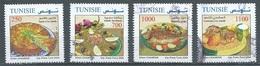 Tunisie 2009 Gastronomie Oblitéré ° - Tunesië (1956-...)