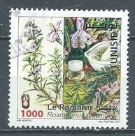 Tunisie 2011 Le Romarin Oblitéré ° - Tunesië (1956-...)