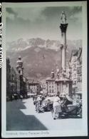 INNSBRUCK - MARIA THERESIEN-STRAßE - VIAGGIATA 1952 - Innsbruck