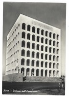 CL169 -  ROMA EUR PALAZZO DELL' ESPOSIZIONE 1950 CIRCA - Autres Monuments, édifices