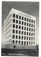 CL169 -  ROMA EUR PALAZZO DELL' ESPOSIZIONE 1950 CIRCA - Roma