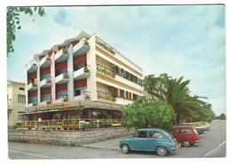 CL171 -  SAN BENEDETTO DEL TRONTO ASCOLI PICENO ARLECCHINO HOTEL LUNGOMARE 1960 CIRCA - Altre Città