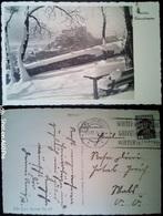 HERZLICHE WEIHNACHTSGRÜSSE - (BUON NATALE) - VIAGGIATA 1933 - Austria