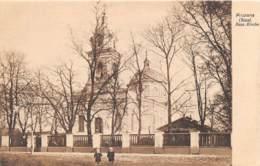 BELARUS - PRUZANA - RUSS. KIRCHE - CARTE ALLEMANDE, GUERRE 14 18 - Belarus