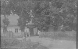 "BELARUS - WYSOKO LITOVSK - ""URLAUBER VERKAUFSSTELLE"" - AOUT 1917 - CARTE PHOTO ALLEMANDE, GUERRE 14 18 - Wit-Rusland"