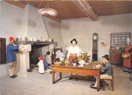 Musee De La Chaussure Et D Ethonographie Regionale ROMANS La Cuisine Dauphinoise 21(scan Recto-verso) MA1534 - Romans Sur Isere