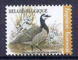 BELGIE * Buzin  2020 * AANTEKENPORT * Postfris Xx - 1985-.. Birds (Buzin)