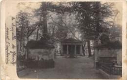 POLOGNE - LA CHAPELLE DE GLEIWITZ AVANT L'EXPLOSION ( AVRIL 1922 ) - MILITARIA - CARTE PHOTO - Poland