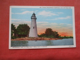 Light House  Marblehead - Ohio >       Ref 4117 - Stati Uniti