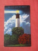 Light House   Tybee  Savannah Beach    Georgia      Ref 4117 - Stati Uniti