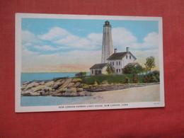 Harbor Light House  New London Connecticut        Ref 4117 - Altri