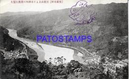 134654 JAPAN HELP VIEW PARTIAL AERIAL POSTAL POSTCARD - Non Classés