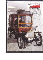 623 Véhicules Historiques - Limousine 1913 Adler - PKW