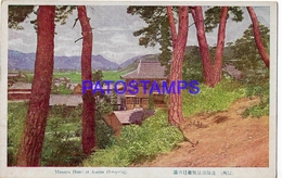 134659 JAPAN MENOYU HOTEL AT ASAMA HOTSPRING POSTAL POSTCARD - Non Classés