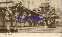134670 JAPAN THE CHERRY BLOSSOMS POSTAL POSTCARD - Non Classés