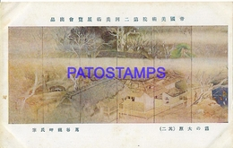 134672 JAPAN HELP ART VIEW HOUSE POSTAL POSTCARD - Non Classés