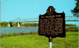 Kentucky Owensbooro Ohio River Front Bill Smothers Park - Owensboro