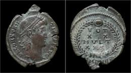 Constantius II AE Follis - 7. L'Empire Chrétien (307 à 363)