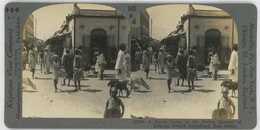 Djibouti ~ DJIBOUTI ~ Street In Native Quarter Stereoview 20764 849a - Stereoscopio