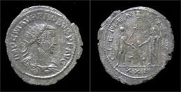 Probus Silvered Antoninianus Probus Standing Right - 5. L'Anarchie Militaire (235 à 284)