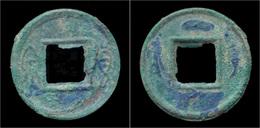 China Xin Dynasty Emperor Wang Mang AE Huo Quan - Chinoises