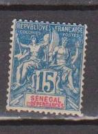 SENEGAL          N°  YVERT   13    NEUF AVEC CHARNIERES      ( CHARN 03/30 ) - Sénégal (1887-1944)