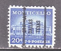 U.S. 1047  (o)   TEXAS - Etats-Unis