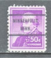 U.S. 1051     (o)    MINN. - Etats-Unis