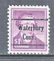 U.S. 1052     (o)    CONN. - Etats-Unis