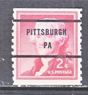 U.S. 1055     (o)   PA. - Etats-Unis