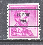 U.S. 1058     (o)   WIS. - Etats-Unis
